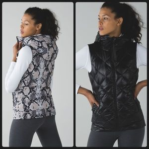 Lululemon The Fluffiest Vest Reversible 4